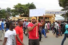 Social media inaccessible in Togo as opposition calls for change