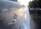 Armenia: Police violence against protesters, journalists
