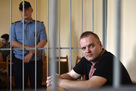 Belarus: journalist Zmitser Halko sentenced to four years' forced labour