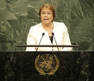 Chilean President Bachelet files libel suit against magazine