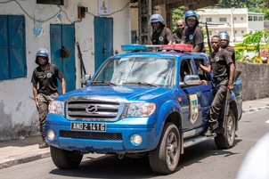 Clampdown on journalists in Comoros amid political crisis