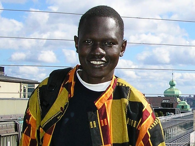 Dong Samuel Luak, a South Sudanese activist, who has been detained in Kenya and is at risk of unlawful return back to South Sudan.