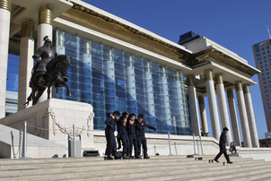 Draft broadcasting law put before Mongolia parliament