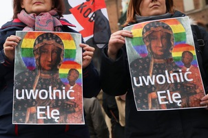 Poland: Arrest over LGBTQI+ themed Virgin Mary
