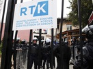 Kosovo public broadcaster targeted in grenade attack