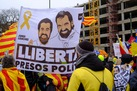 PEN International visits jailed Catalan civil society leaders