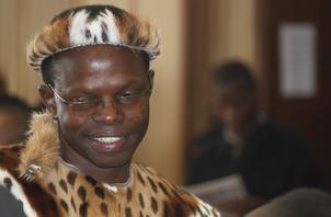 Human rights lawyer Thulani Maseko