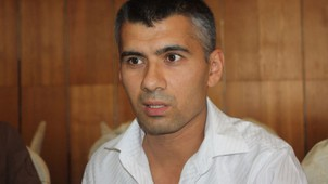Human rights lawyer Shukhrat Kudratov