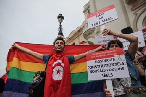 Privacy threatened by 'homosexuality' arrests in Tunisia